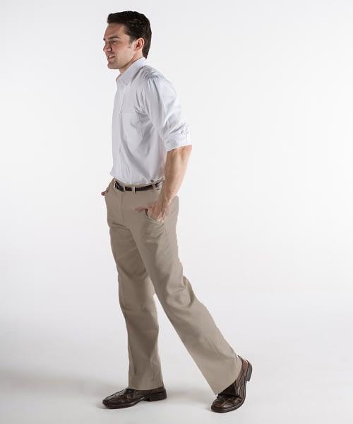 Short Men's Pants Chino Trouser Tall Men's Pants Chino Trouser