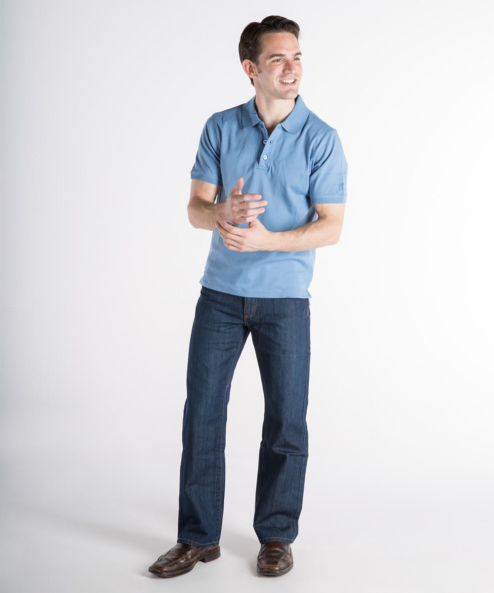 Jack Denim Jeans For Tall Men - Dark Vintage