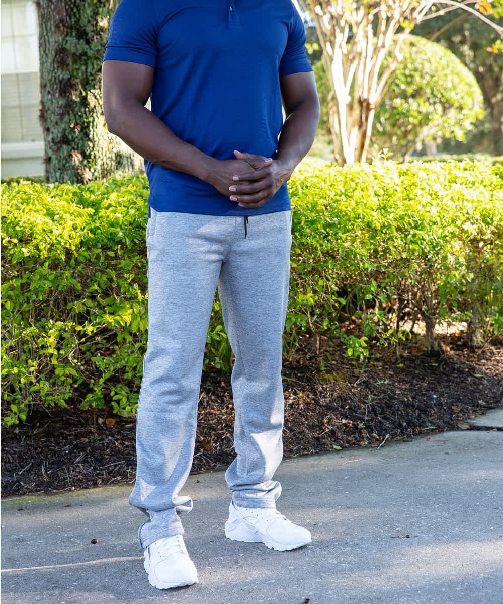 Speedy Gray Athletic Pant Tall