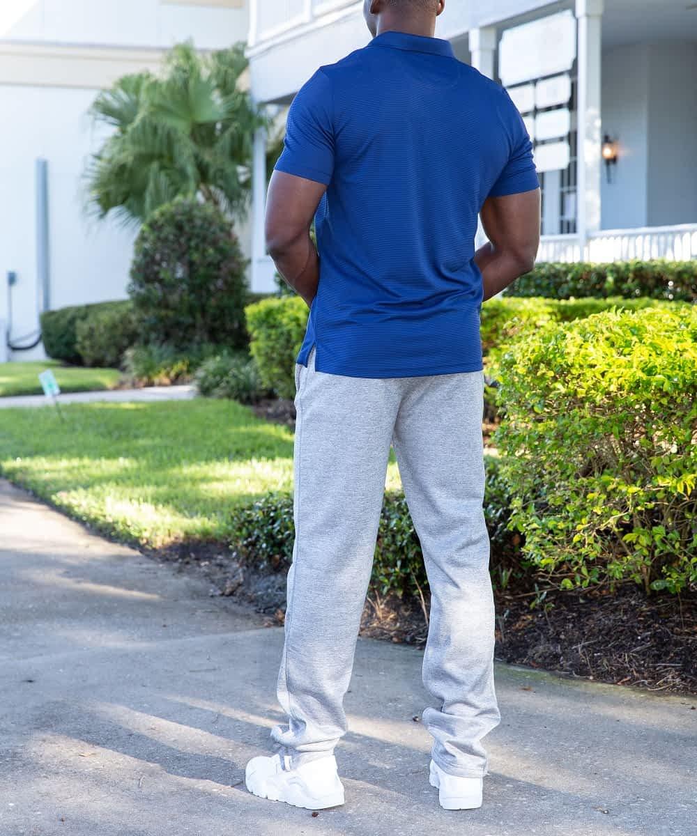 Tall Men's Athletic Pant Speedy Gray