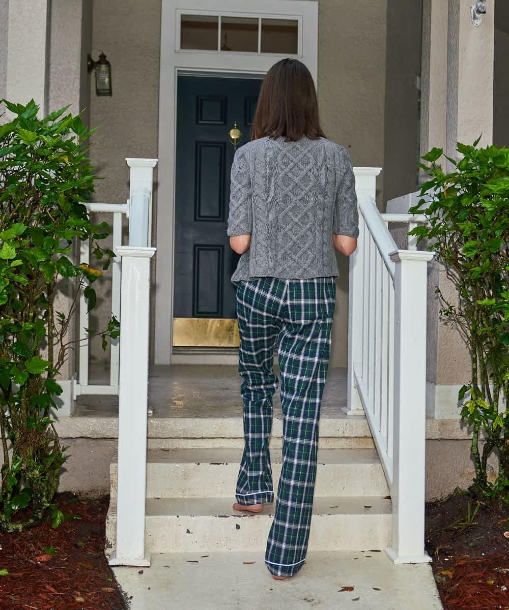 Tall Women's Pajama Bottom Product Photo