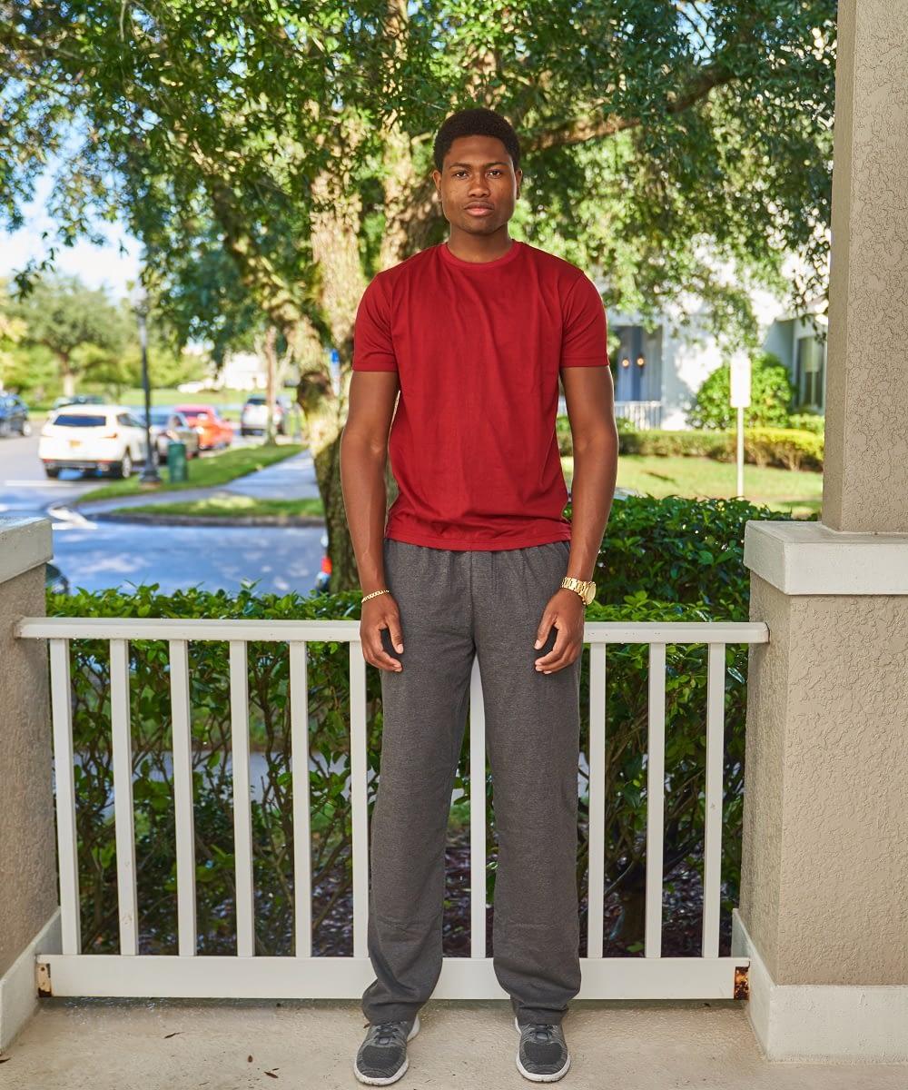tall men's classic jersey pant