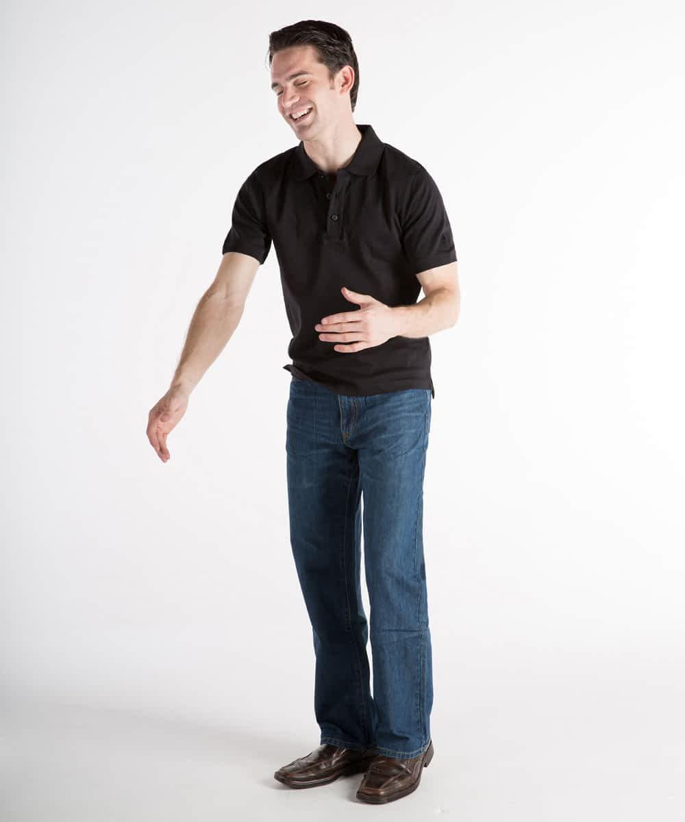 Jack Denim Jeans For Tall Men - Classic Rinse