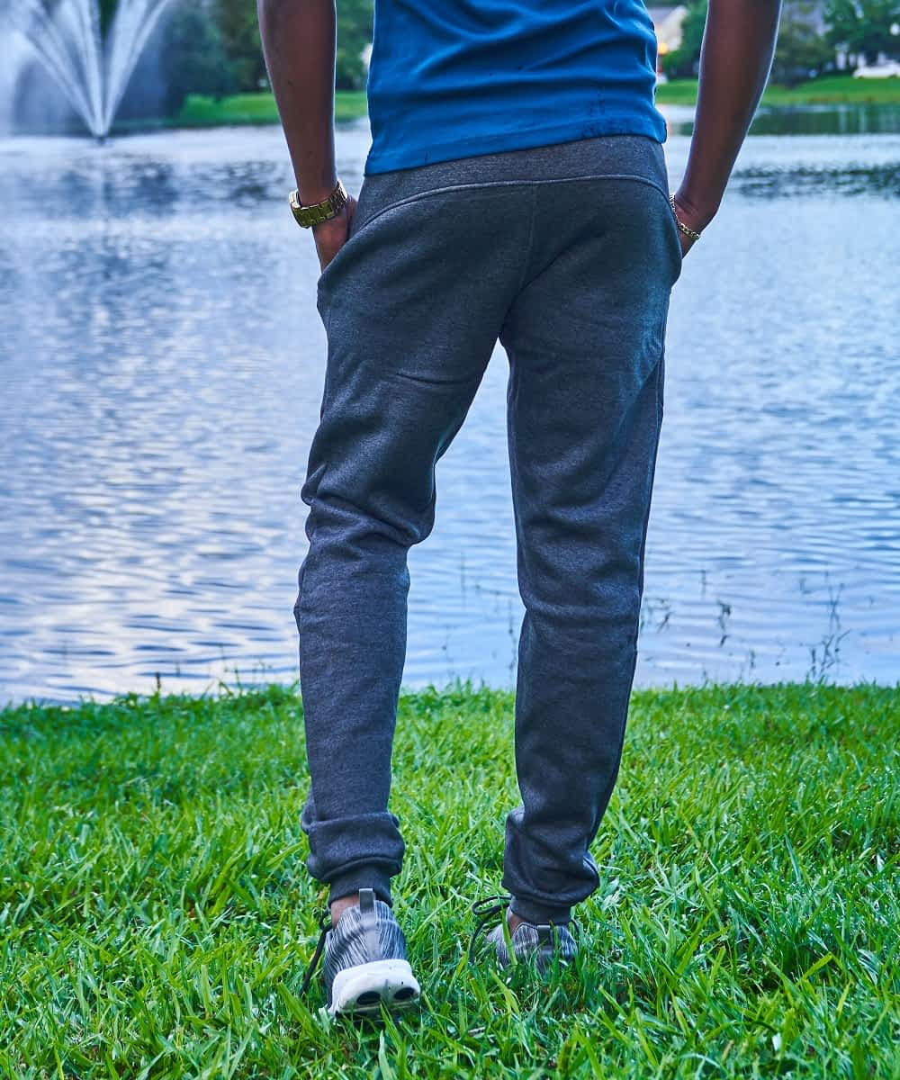 tall Men's athletic pant product photo