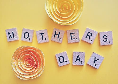 It's Mother's Day! Dress to impress…it's a gift in itself