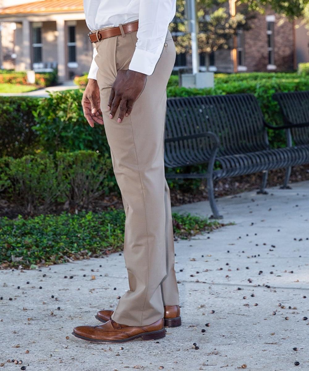 Dylan Short Men;s Dress Pant Wool