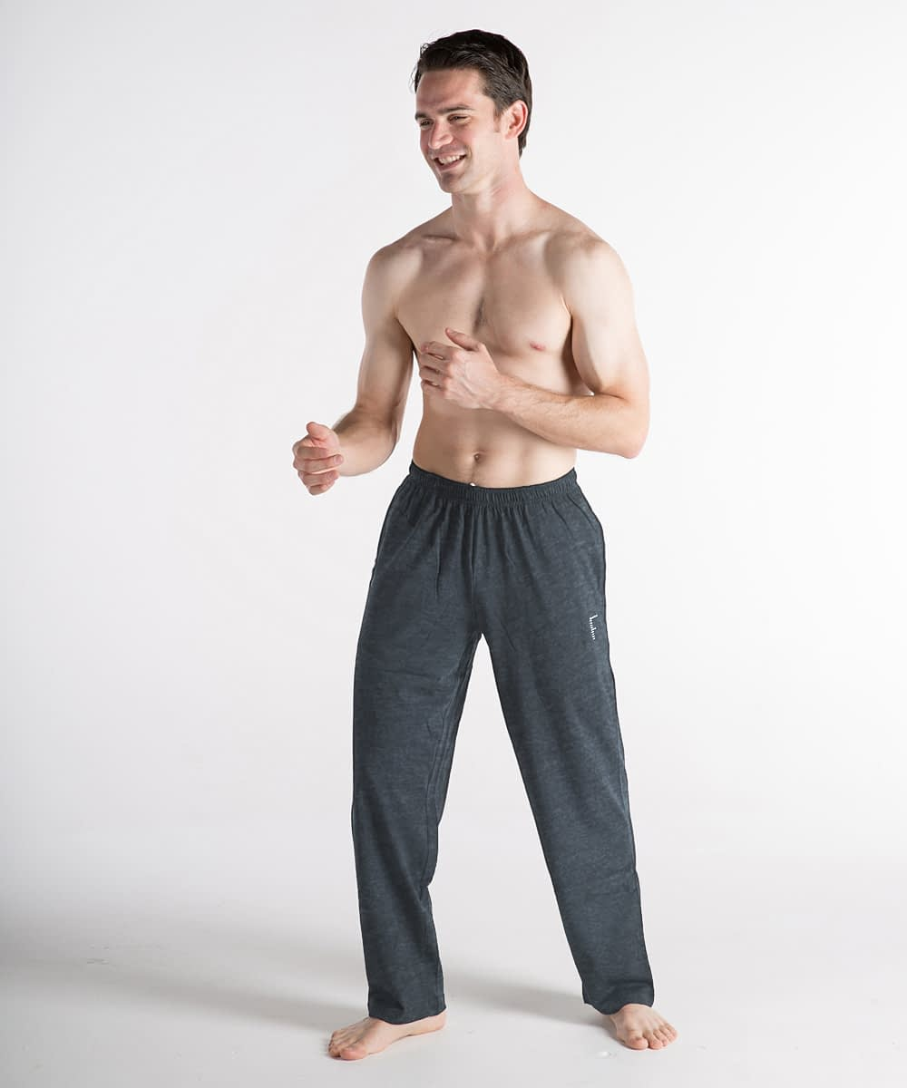 b65b24fb9f2 Jersey Athletic Pants For Tall Men, Classic Fit - Graphite ...