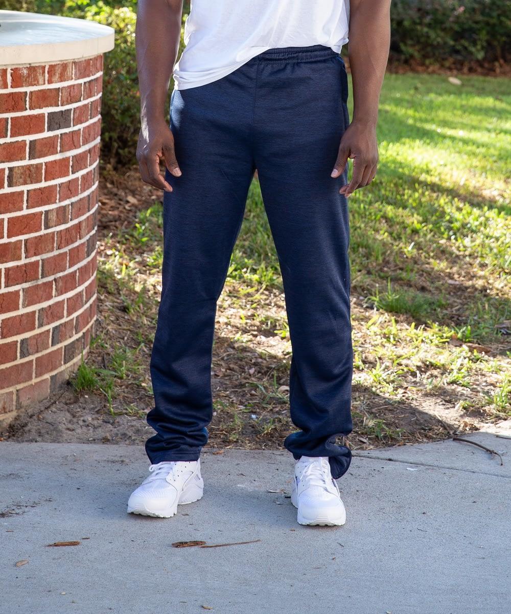 Short Men's Speedy Athletic Pant Blue