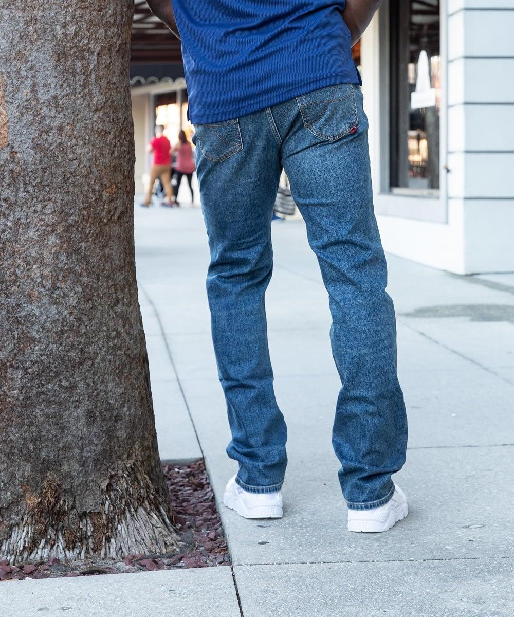 jeans for short men