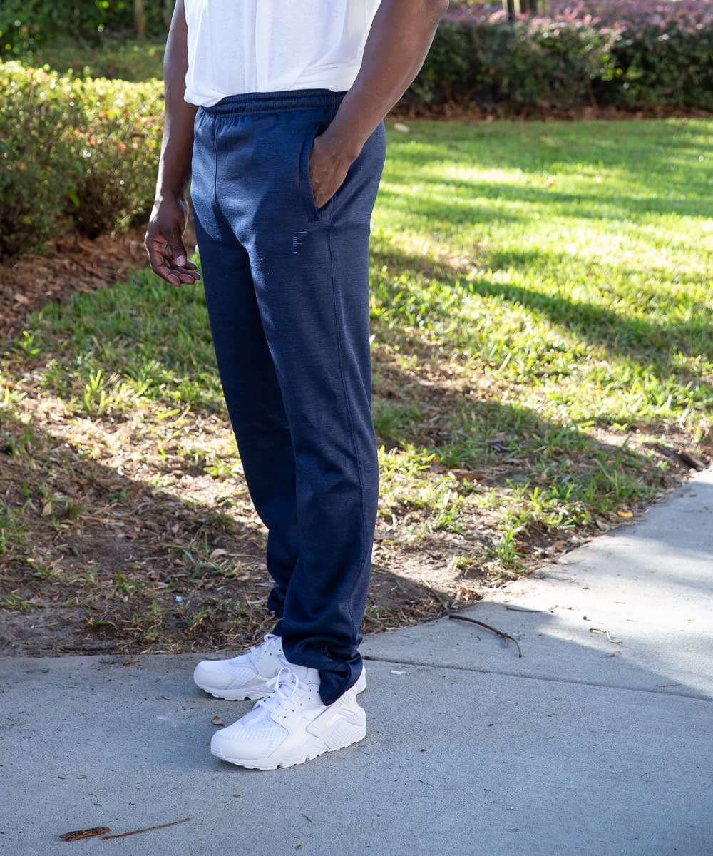 Speedy Short Men's Athletic Pant Blue